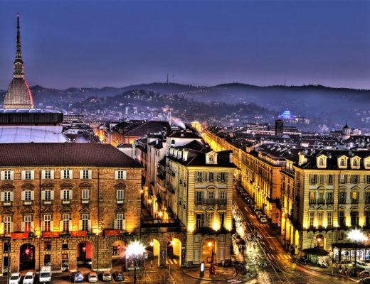 Cenoni a Torino