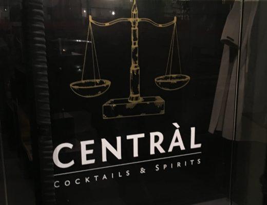 central cocktails