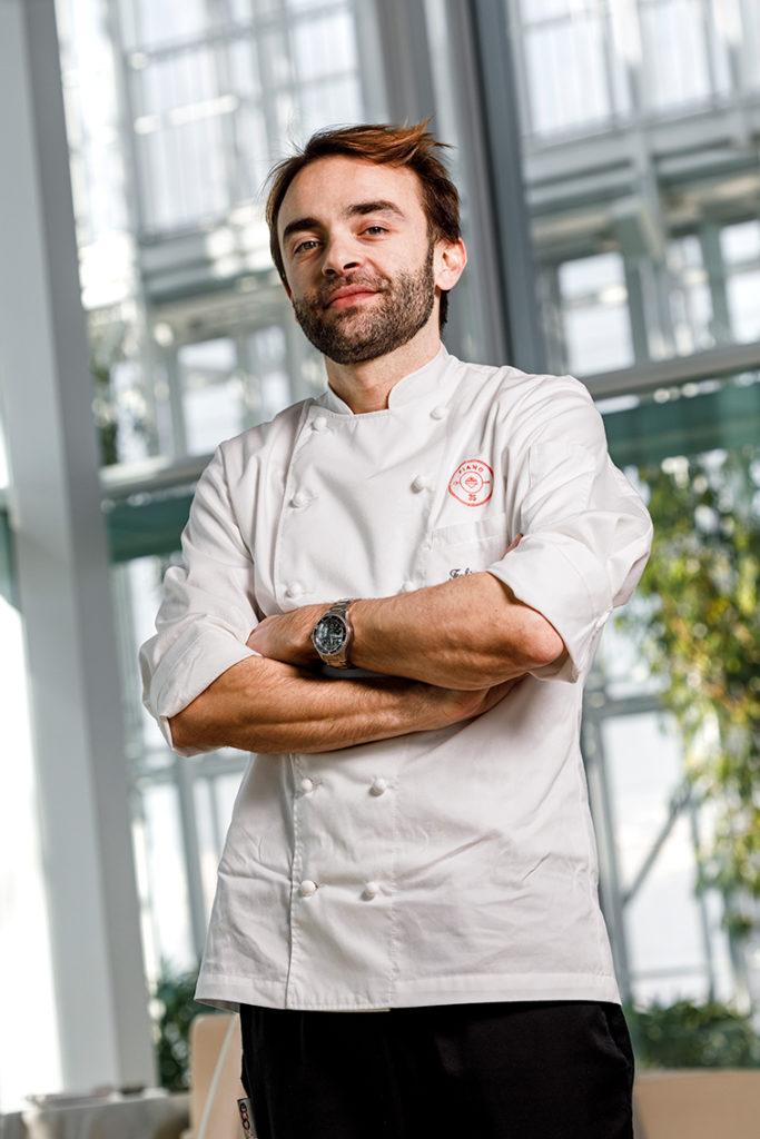 Chef Fabio Macrì