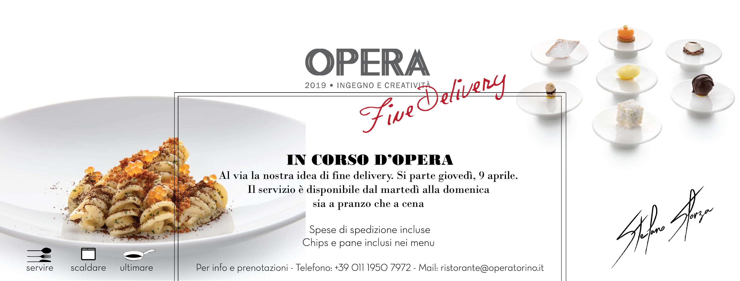 Delivery-Opera